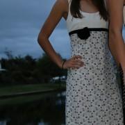 Dress White 679x767